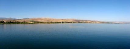 Θάλασσα Galilee πανοραμική Στοκ φωτογραφίες με δικαίωμα ελεύθερης χρήσης