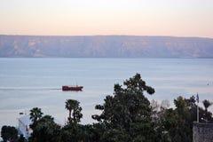 θάλασσα galilee Στοκ φωτογραφία με δικαίωμα ελεύθερης χρήσης