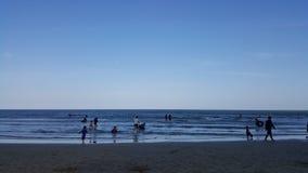 Θάλασσα Hua -Hua-hin Στοκ Φωτογραφία