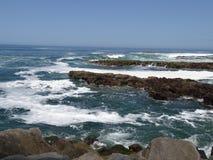 Θάλασσα Iquique Στοκ Φωτογραφίες