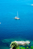 Θάλασσα lampromphep phuket Ταϊλάνδη Στοκ φωτογραφία με δικαίωμα ελεύθερης χρήσης