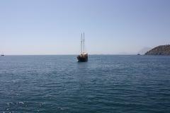 Θάλασσα Middleterrain Στοκ εικόνες με δικαίωμα ελεύθερης χρήσης