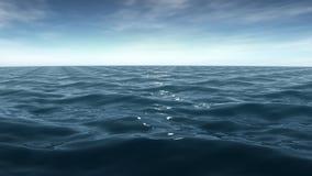 Θάλασσα/Ocean_032 απόθεμα βίντεο