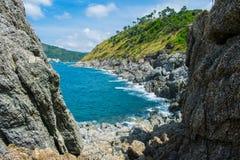 Θάλασσα phuket Ταϊλάνδη Στοκ εικόνες με δικαίωμα ελεύθερης χρήσης