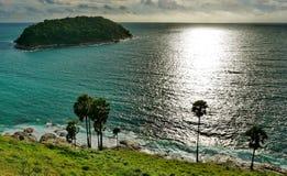Θάλασσα Phuket Στοκ Εικόνες
