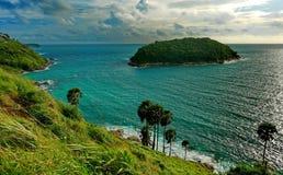 Θάλασσα Phuket Στοκ φωτογραφίες με δικαίωμα ελεύθερης χρήσης