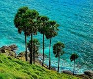 Θάλασσα Phuket Στοκ Φωτογραφία