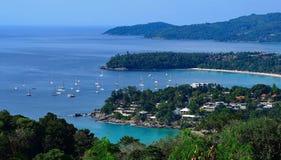 Θάλασσα Phuket Στοκ φωτογραφία με δικαίωμα ελεύθερης χρήσης