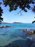 θάλασσα puket viwe στοκ φωτογραφία με δικαίωμα ελεύθερης χρήσης