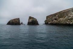Θάλασσα Scape νησιών Στοκ εικόνα με δικαίωμα ελεύθερης χρήσης