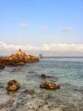 Θάλασσα scape Στοκ εικόνες με δικαίωμα ελεύθερης χρήσης