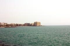 Θάλασσα Torrevieja, Ισπανία, Στοκ φωτογραφίες με δικαίωμα ελεύθερης χρήσης