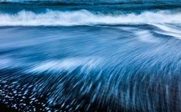 Θάλασσα undertow Στοκ Εικόνες