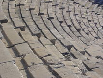 θέατρο αρχαίου Έλληνα Στοκ Εικόνα