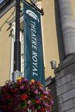 Θέατρο βασιλικό Waterford στοκ φωτογραφίες με δικαίωμα ελεύθερης χρήσης