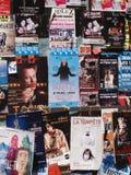 θέατρο Ιουλίου φεστιβάλ Αβινιόν του 2012 Στοκ εικόνα με δικαίωμα ελεύθερης χρήσης