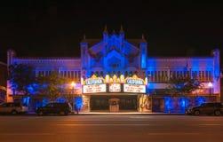 Θέατρο Καλιφόρνιας των τεχνών προς θέαση Στοκ Φωτογραφίες