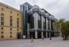 Θέατρο νέων Στοκ εικόνα με δικαίωμα ελεύθερης χρήσης