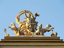 θέατρο οπερών Στοκ Φωτογραφίες