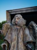 Θέατρο - ο άγγελος Στοκ Φωτογραφία