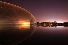 θέατρο της Κίνας στοκ φωτογραφία
