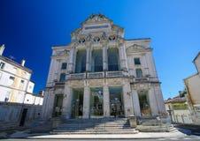Θέατρο του Angouleme, Γαλλία Στοκ Φωτογραφίες