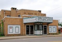 Θέατρο του Duncan Στοκ φωτογραφία με δικαίωμα ελεύθερης χρήσης