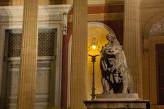 Θέατρο του Massimo στο Παλέρμο Στοκ Φωτογραφία