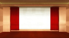 θέατρο Διανυσματική απεικόνιση