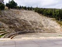 θέατρο argos Στοκ φωτογραφία με δικαίωμα ελεύθερης χρήσης