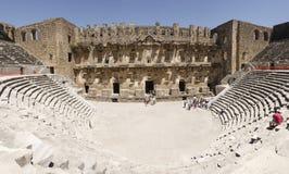 Θέατρο Aspendos Στοκ Εικόνα