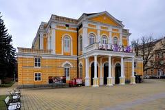 Θέατρο Cheb Στοκ φωτογραφία με δικαίωμα ελεύθερης χρήσης