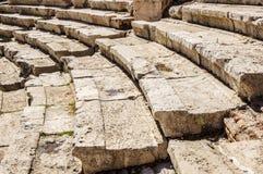 Θέατρο Dionysus Eleuthereus Στοκ Φωτογραφία
