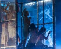 Θέατρο KTO οδών Στοκ Φωτογραφίες