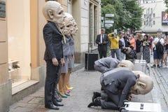 Θέατρο KTO οδών Στοκ φωτογραφία με δικαίωμα ελεύθερης χρήσης