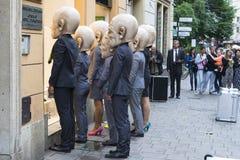 Θέατρο KTO οδών Στοκ εικόνες με δικαίωμα ελεύθερης χρήσης