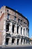 θέατρο Marcelού Ρώμη Ρώμη Στοκ εικόνα με δικαίωμα ελεύθερης χρήσης