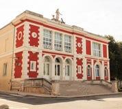 Θέατρο Porec, Κροατία Στοκ Εικόνες