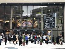 Θέατρο Shubert στο Νιού Χάβεν, Κοννέκτικατ στοκ εικόνες