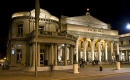 θέατρο solis Στοκ Εικόνα