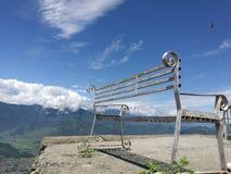 Θέα βουνού πάγκων Lumbini Στοκ φωτογραφίες με δικαίωμα ελεύθερης χρήσης