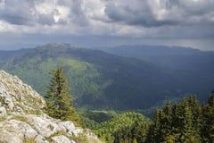 Θέα βουνών Στοκ φωτογραφίες με δικαίωμα ελεύθερης χρήσης