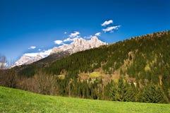 Θέες βουνού στοκ εικόνα με δικαίωμα ελεύθερης χρήσης