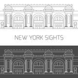 Θέες της Νέας Υόρκης Metropolitan Museum of Art Στοκ Εικόνες