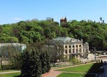 Θέες της παλαιάς πόλης Στοκ εικόνες με δικαίωμα ελεύθερης χρήσης