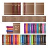 Θέματα βιβλίων Στοκ Φωτογραφία