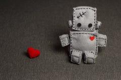 Θέμα αγάπης και ημέρας του βαλεντίνου Στοκ Εικόνα
