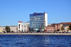 θέμα απεικόνισης εμπορικών κέντρων αρχιτεκτονικής Στοκ φωτογραφία με δικαίωμα ελεύθερης χρήσης