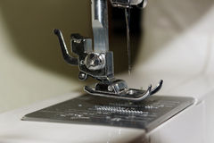 Θέμα μηχανών ραψίματος Στοκ εικόνα με δικαίωμα ελεύθερης χρήσης