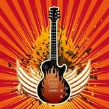 θέμα μουσικής ανασκόπηση&sig διανυσματική απεικόνιση